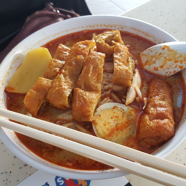 Fu Hai Curry Chicken Noodle