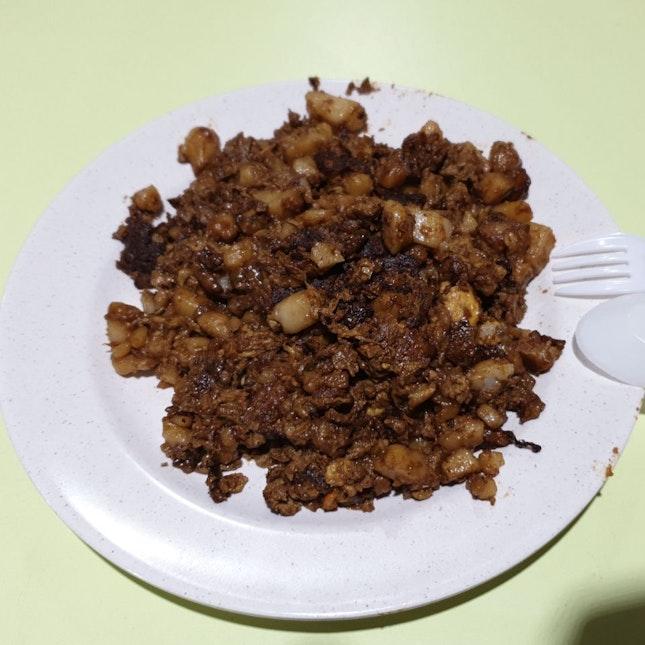 Hai Sheng Carrot Cake