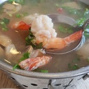 Tom Yum Clear Soup