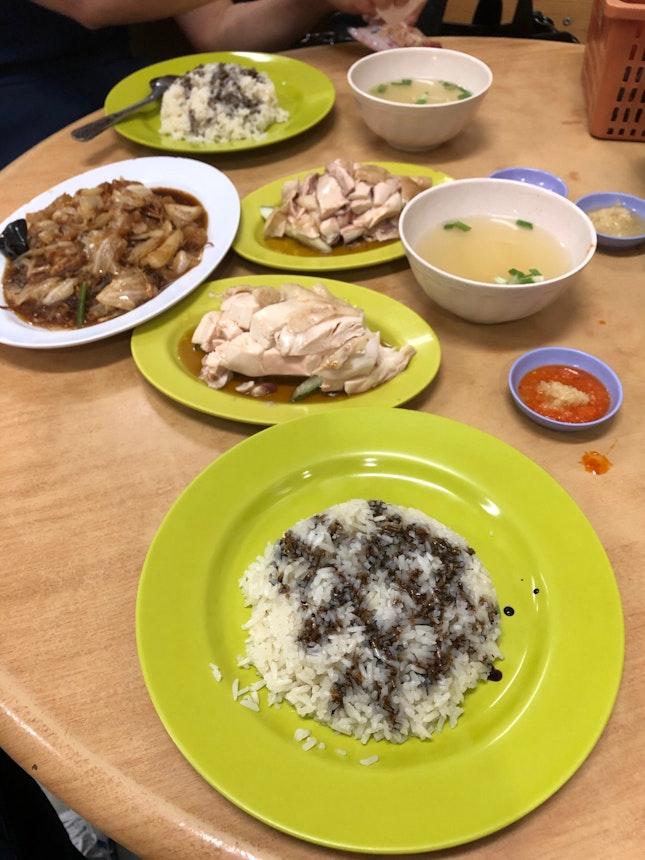 Chicken Rice Paradise