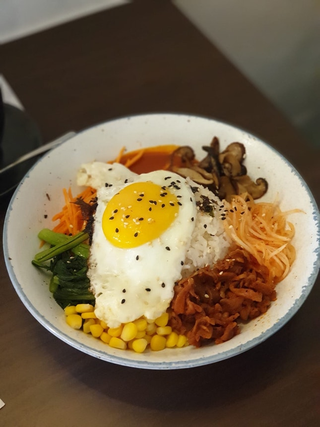 Korean Fusion