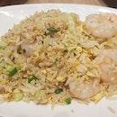 [Food Item Exceed $50 Promo] Shrimp Fried Rice 👍🏻👍🏻👍🏻👍🏻 $2++ .