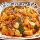 Mapo Tofu 👍🏻👍🏻👍🏻 $8++ .