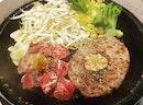 Pepper Hamburg Steak & Beef Cubes 👍🏻👍🏻👍🏻 $16.9 .