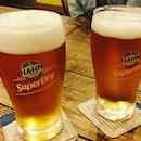 Hahn Super Dry 🍺🍺🍺 .