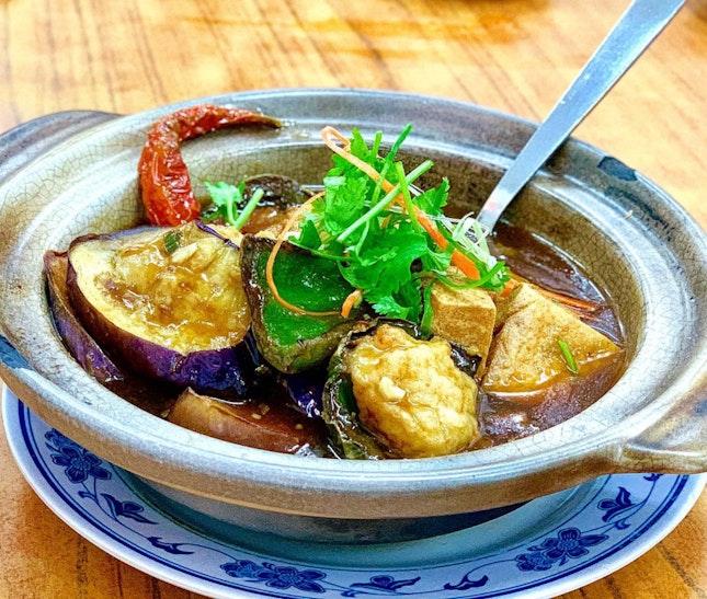 Claypot Yong Tau Foo ($23)