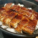 We love Jo unagi because it the sweet caramel sauce goes well with grilled eel!