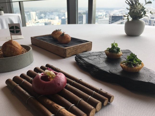 4-Course Lunch At Jaan