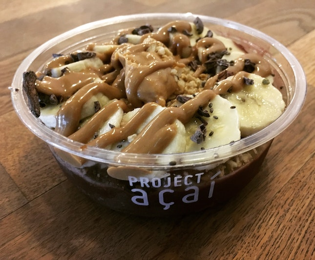 Nuts For Acai Bowl