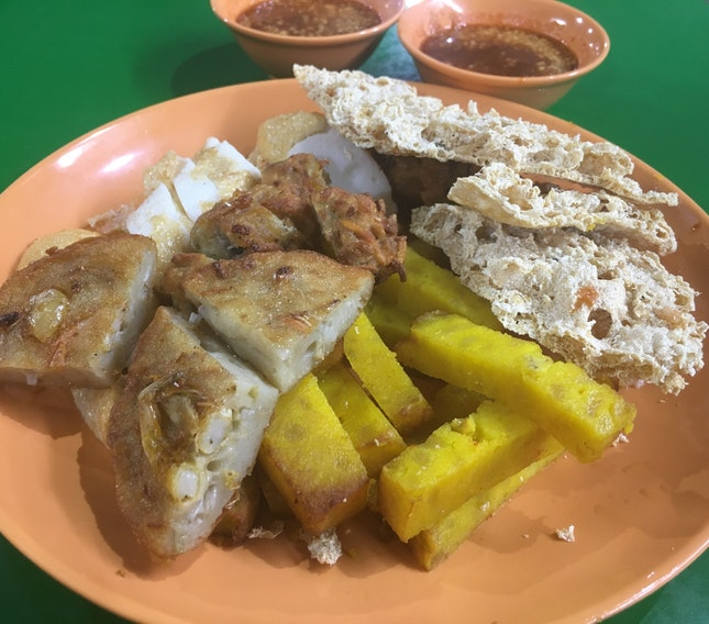Fried Ngoh Hiang and More