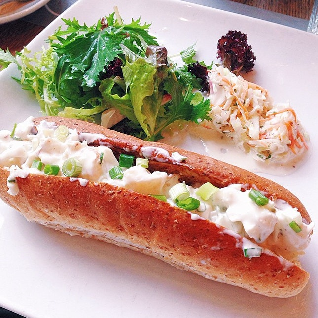 Lobster Roll @ Alexis