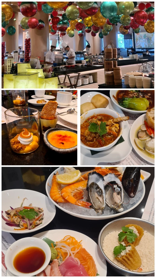 One Of The Best Hotel Buffets In Sg
