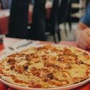 Sambal Seafood Pizza!!!!