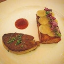 Say TGIF with this juicy piece of Foie Gras!