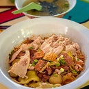 If you have time to queue and have a serious BCM (Bak Chor Mee) craving, you have to give Tai Hwa Pork Noodle a visit.