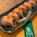 Aburi sushi roll from Sushi Tei.