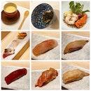 Awesome Edomae-style Omakase at Sushi Kimura!