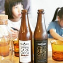 Pioneers of cold brew coffee in Singapore