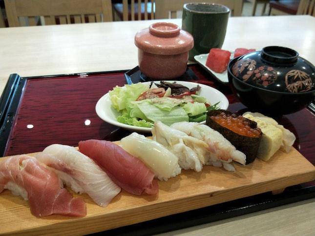 Nice Sushi Restaurant In Novena Area