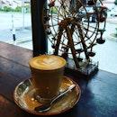 Roasted almond latte ☕#burpple #craftmenspecialtycoffee #sgfoodie #sgcafe #sgfood #sgcafehopping