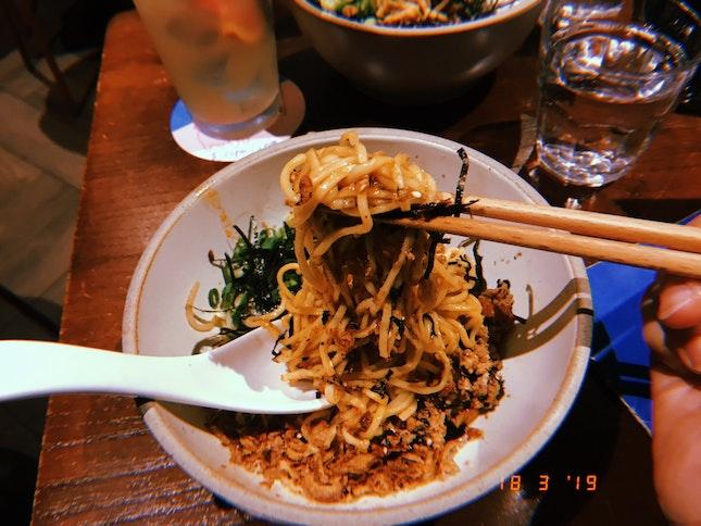 Sichuan Pork Noodles