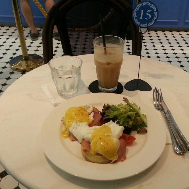 Another new café along Bukit Timah Road