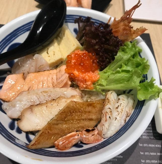 Aburi Seafood Don