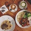 Aglio Olio | Chicken Kebab