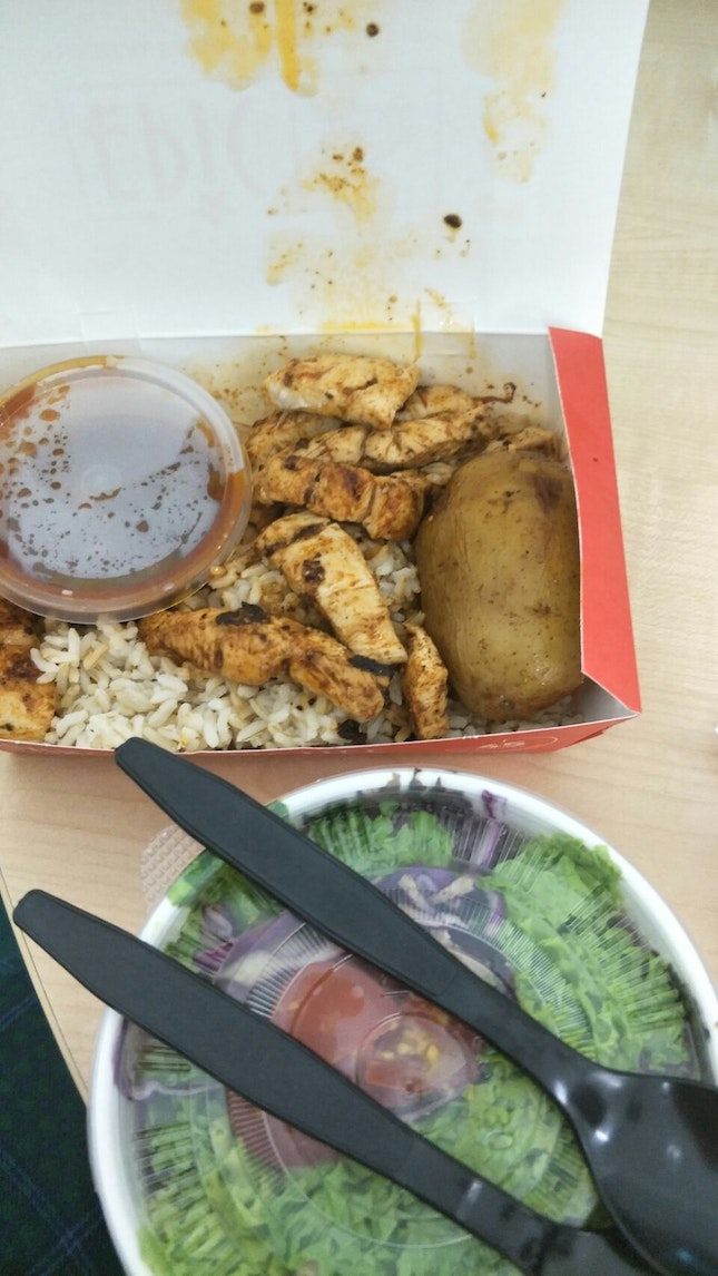 Mix And Match Meal By epic