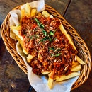 Chilli Beef Fatty Fries ($14.90)