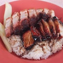 Char Siew Roast Pork Rice ($4)