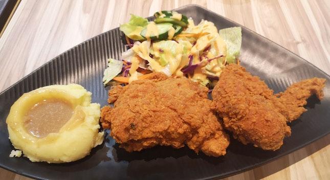 2 Piece Fried Chicken ($8.90)