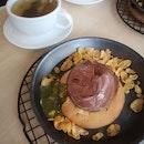 Ice Cream+ Cookie + Tea Set ($12.80)