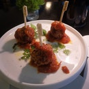 Duck And Cheese Pops ($9)