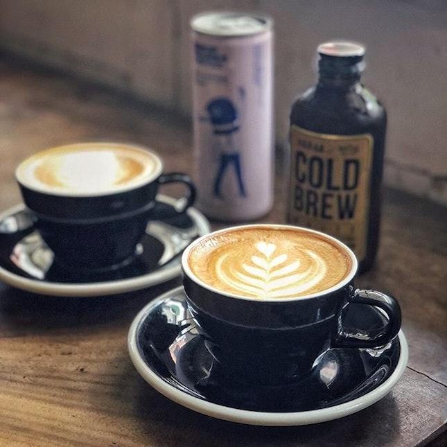📌Chet Seng Huat Hardware ・ Hot Latte $5.5+ White Cold Brew $8+ Nitro Mocha Cold Brew $2 (U.P.