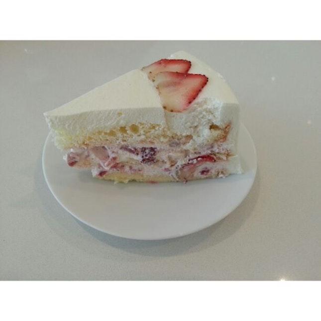 Strawberry Shortcake ($8)