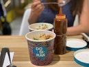 Simple Korean Lunch Box