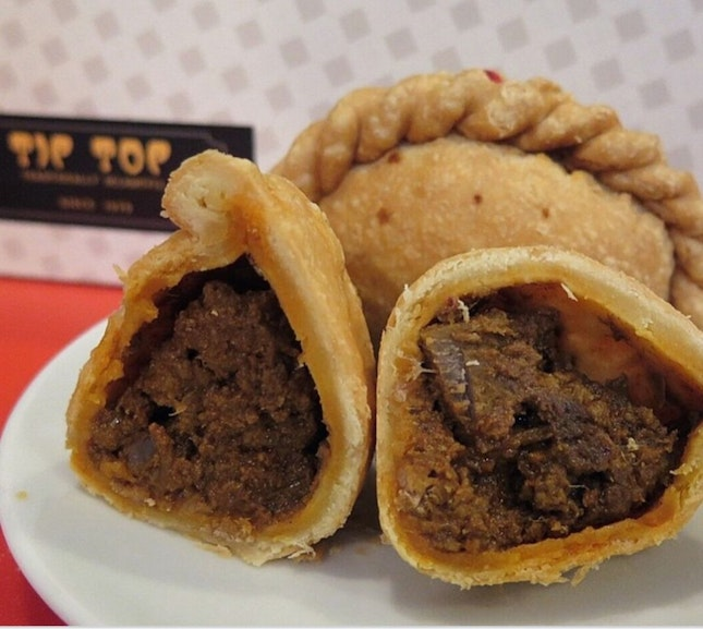 One Of The Best Curry Puffs!