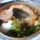 Customise Own Salad - Salmon (~$15)