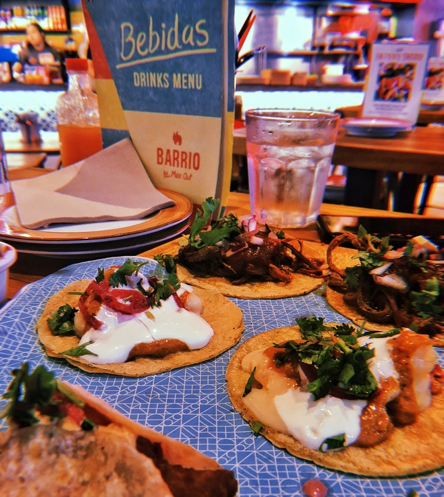 Tacos Set