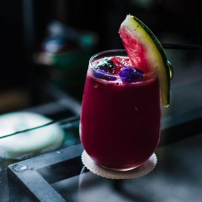 Watermelon Juice (RM18)