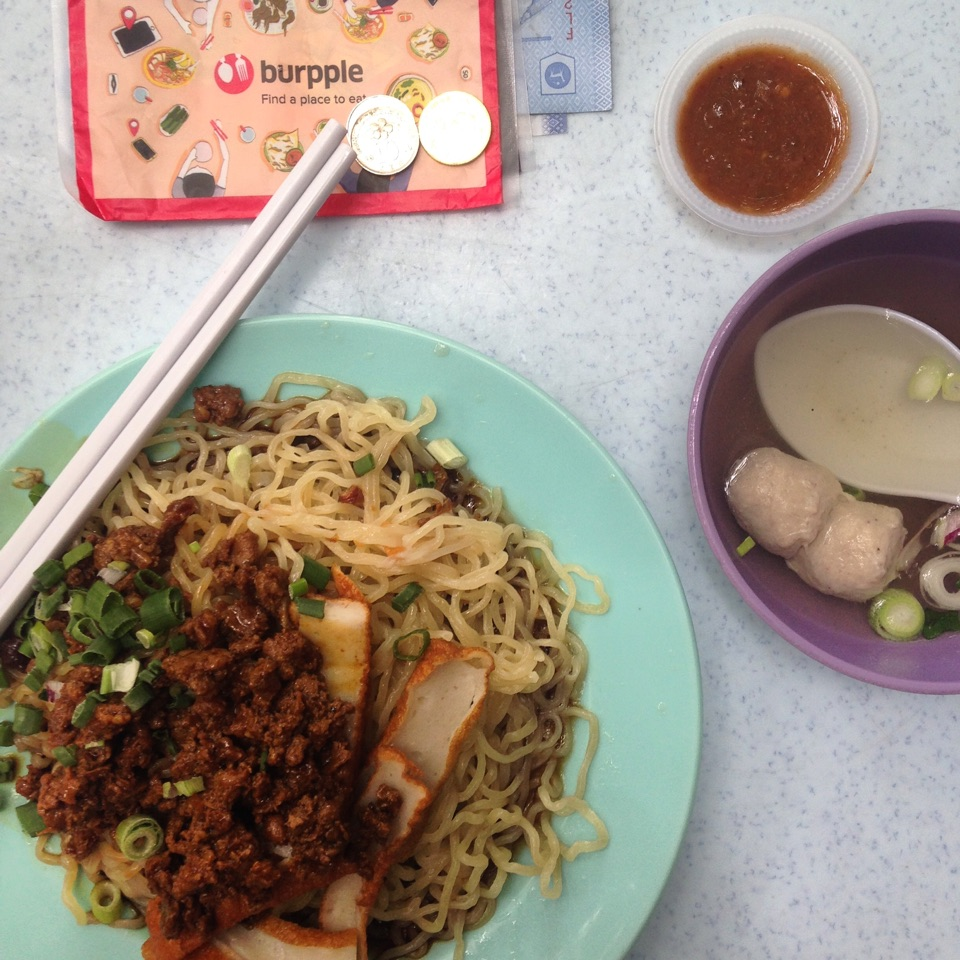 For Delicious Variety in Hawker Fare