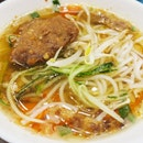 Pho Street Dishes