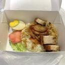 Char Siew Roast Pork Rice