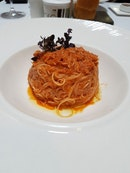 Angel Hair Crab Meat Pasta ($26)