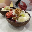 Acai Shiok Bowl ($14.90 + $1 For Cookie Sauce)