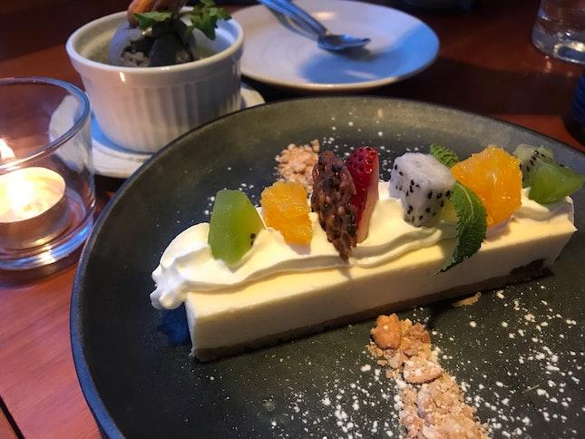 Cheesecake ($15)