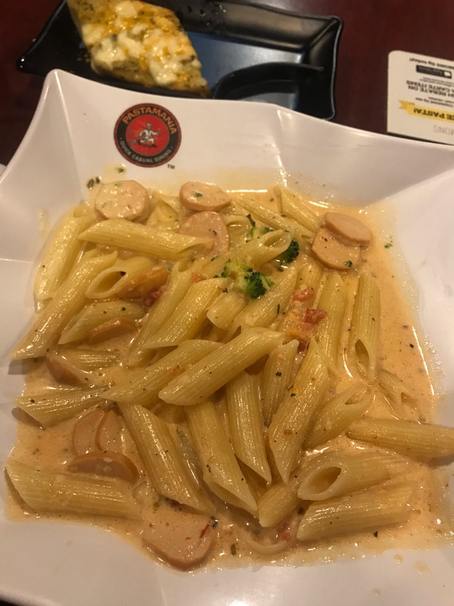 Chicken Sausage Penne
