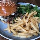 Truffle Burger ($24)