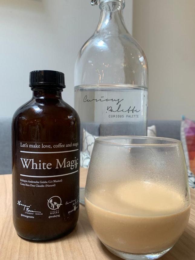 White Magic Cold Brew